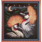 Набор для вышивания Panna ПТ-0817 «Лунная серенада» 27*28,5 см
