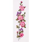 Набор для вышивания Panna Ц-0990 «Шиповник» 16,5*43 см