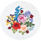 Набор для вышивания Panna Ц-1179 «Разгар лета» 18*27 см