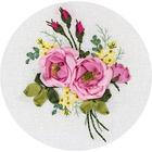 Набор для вышивания Panna Ц-1335 «Нежный аромат» 16*19 см