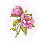 Набор для вышивания Panna Ц-1389 «Магнолия» 16*19 см
