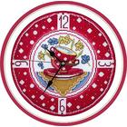 Набор для вышивания Panna Ч-1581 Часы «Для уютной кухни» 25*25 см