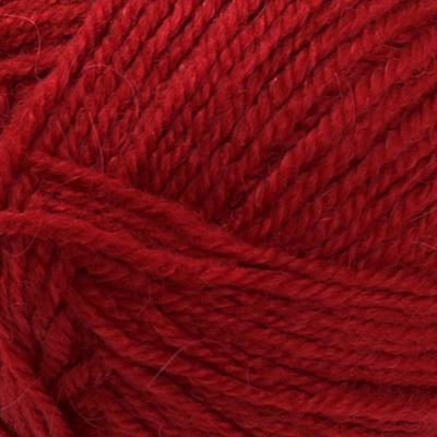 Пряжа Альпака роял (Alpaca Royal), 100 г / 250 м, 056 красный в интернет-магазине Швейпрофи.рф