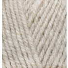 Пряжа Альпака роял (Alpaca Royal), 100 г / 250 м, 152 бежевый меланж