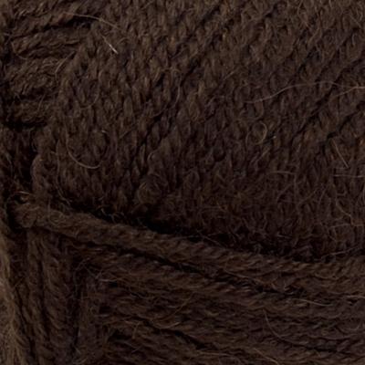 Пряжа Альпака роял (Alpaca Royal), 100 г / 250 м, 201 коричневый в интернет-магазине Швейпрофи.рф