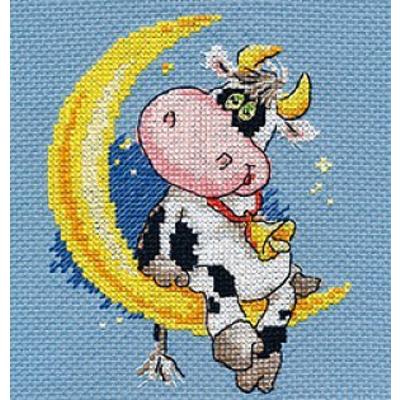Набор для вышивания Алиса 0-117 «Сладких снов» 10*13 см в интернет-магазине Швейпрофи.рф