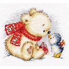 Набор для вышивания Алиса 0-121 «Самое дорогое - для тебя» 13*12 см