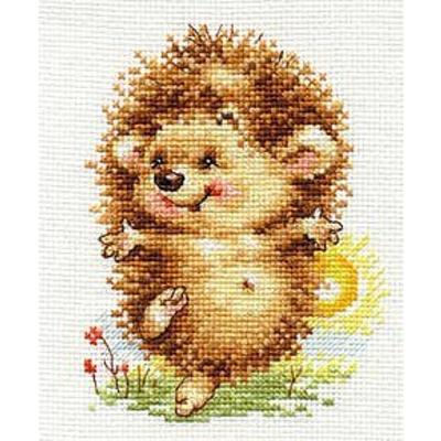 Набор для вышивания Алиса 0-124 «Здравствуй, новый день!» 10*13 см в интернет-магазине Швейпрофи.рф
